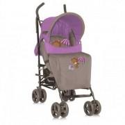 Dečija kolica Bertoni Fiesta Beige&Violet Bear