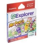 LeapFrog Explorer Learning Game Mr. Pencil Saves Doodleburg (works with LeapPad & Leapster Explorer)