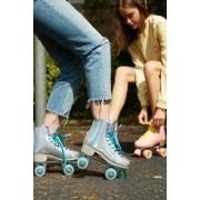 Impala - Patins à roulette Impala Rollerskates - Patins à roulettes avec 4 roues à effet holographique- taille: UK 5