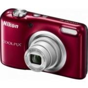 Aparat Foto Compact Nikon Coolpix A10 Rosu