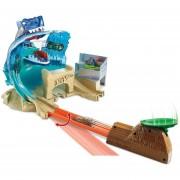 HW SHARK BEACH BATTLE MATTEL FNB21