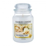 Yankee Candle Wedding Day vonná svíčka