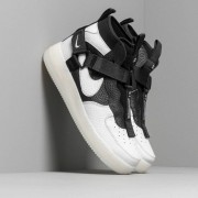 Nike Air Force 1 Utility Mid Off White/ Black-White