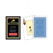 Carti de joc 100 acetat Platinum poker Jumbo Index