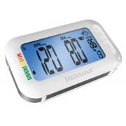 Апарат за измерване на кръвно налягане с Bluethooth и интегриран будилник при пътуване Medisana BU 575 connect