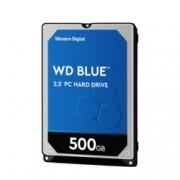 """500GB WD Blue (WD5000LPCX), SATA 6Gb/s, 5400rpm, 16MB, 2.5""""(6.35 cm) 7mm"""