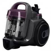 Прахосмукачка Bosch без торба BGC05A320, 700 W, Телескопична тръба, обем на контейнера за прах 1.5 литра, Лилав