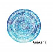 Toalla de playa Microfibra Diseño Mandala H&B Anakena