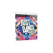 Jogo Just Dance 2017 Ps3 - Ubi