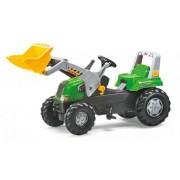 Rolly Toys Rolly Junior Traktor med frontlastare - Rolly Toys 811465