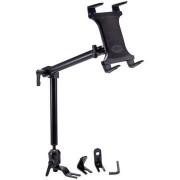Arkon TAB801 Heavy-Duty Tablet Autohouder - Seat Rail / Floor Mount