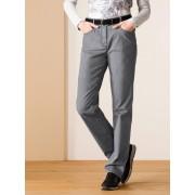 Walbusch Passform-Jeans Comfort Fit Grau 18