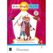 Universal Edition Mini Magic Flute Libros didácticos