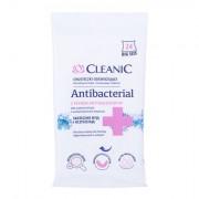 Cleanic Antibacterial Refreshing Wet Wipes Antibakterielle Feuchttücher 24 St. Unisex