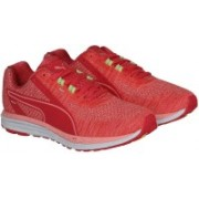 Puma Speed 500 IGNITE 3 Wn Running Shoes For Women(Pink)