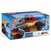 Hot Wheels Macchinina Mondo Hot Wheels Radiocomandata Speed Truck