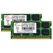 Memoria RAM G.Skill FA-8500CL7D-8GBSQ 8GB DDR3 1066MHz