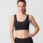 Myprotein Air Sports Bra - L - Black