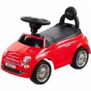 Masinuta fara pedale Fiat 500 - Sun Baby - Rosu