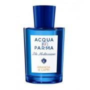 Acqua di Parma Blu Mediterraneo Arancia di Capri eau de toilatte 150ML scato...