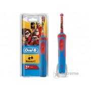 Periuta de dinti electrica pentru copii Oral-B D12.513 Vitality, The Incredibles