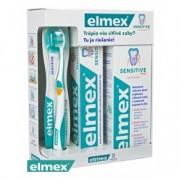 Elmex Sensitive Systém na citlivé zuby a odhalené krčky (Zubná pasta)