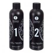 Shunga (CAN) Żel do Masażu Egzotyczne Owoce 2 x 250 ml 100% DYSKRECJI BEZPIECZNE ZAKUPY