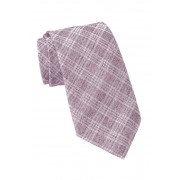 John Varvatos Collection Wide Tie PLUM