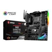 MB MSI B450 GAMING PRO CARBON AC, AM4, ATX, 4x DDR4, AMD B450, S3 6x, DP, HDMI, WL, Bt, 36mj