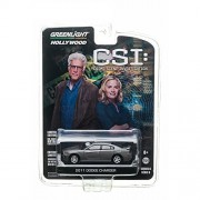 2011 DODGE CHARGER from the television show CSI: CRIME SCENE INVESTIGATION Greenlight Collectibles 1
