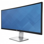 Dell UltraSharp U3419W - 87 cm (34 inches), Curved LED Monitor, UWQHD