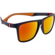 Carrera Wayfarer Sunglasses(Yellow, Red)