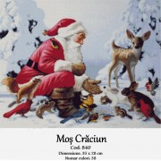 Mos Craciun (kit goblen)