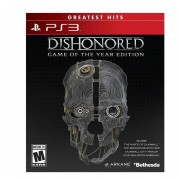 Ps3 Juego Dishonored Game Of The Year Editon Para PlayStation 3