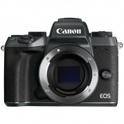 Canon EOS M5 Body Aparat Foto Mirrorless 24MP APSC Full HD Negru