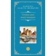 Cronica Unei Morti Anuntate Rao Clasic - Gabriel Garcia Marquez