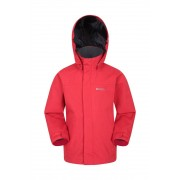 Mountain Warehouse Orbit Kids Jacket – kurtka dla chłopców - Red