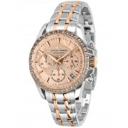 Ceas de dama Jacques Lemans 1-1724D Liverpool Chrono 36mm 10ATM