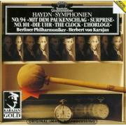 J. Haydn - Symphony No.94/101 (0028943903820) (1 CD)