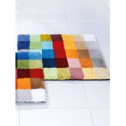 Kleine Wolke Badematte, ca. 75x120cm Kleine Wolke mehrfarbig Wohnen mehrfarbig