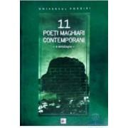 11 poeti maghiari conteporani