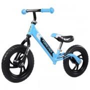 "Bicicleta fara pedale Forever Balance Bike, roti 12"", scaun reglabil (Albastru)"