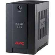 UPS APC Back-UPS 500VA/300W, 3 x IEC