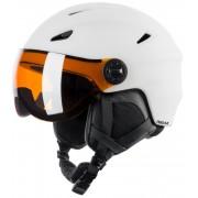 RELAX STEALTH Lyžařská helma RH24B bílá S