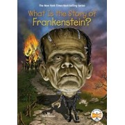 What Is the Story of Frankenstein?, Hardcover/Sheila Keenan