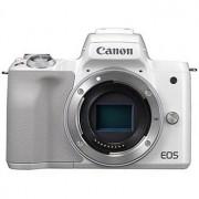 Canon EOS M50 vitt kamerahus