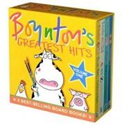 Boynton's Greatest Hits: Volume 1/Blue Hat, Green Hat; A to Z; Moo, Baa, La La La!; Doggies, Hardcover/Sandra Boynton