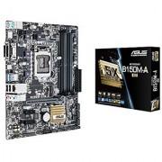 ASUS B150M-A/M.2 LGA1151 DDR4 M.2 HDMI DVI USB3.0 B150 MicroATX Motherboard DIMM LGA 1150 Motherboards