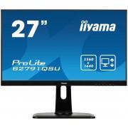IIYAMA ProLite B2791QSU-B1 Monitor Piatto per Pc 27'' Quad Hd Tn Opaco Nero