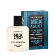 Dermacol Men Agent Gentleman Touch афтършейв 100 ml за мъже